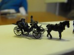 A wonderfully spindly carriage from Gareth